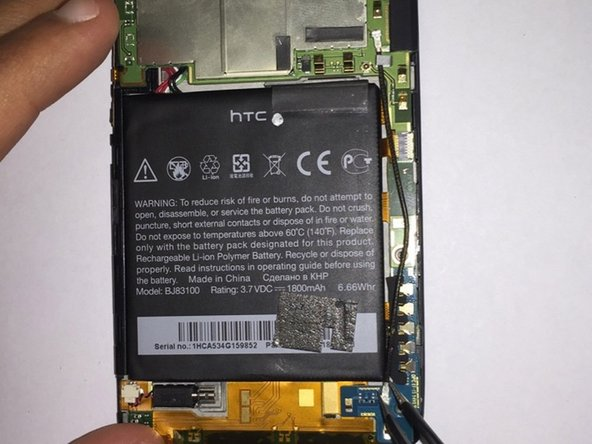 HTC One X Antenna Replacement