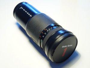 Vivitar Series 1 28-300mm Camera Lens Repair