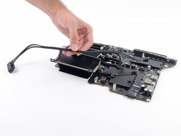 "iMac Intel 27"" Retina 5K Display SATA Cable Replacement"