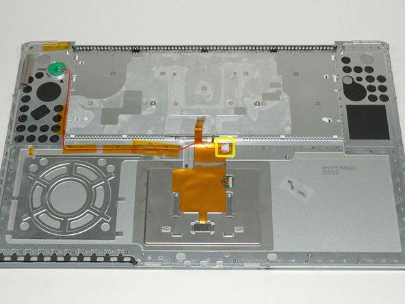 "PowerBook G4 Aluminum 17"" 1-1.67 GHz Keyboard (1.67 GHz LR) Replacement"