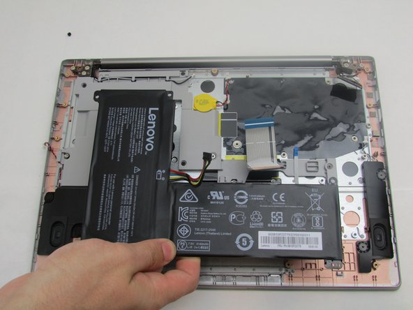 Lenovo IdeaPad 120s-14IAP Battery Replacement