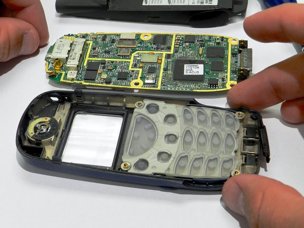 Samsung Portable Dualband Tri-Mode Keypad Replacement