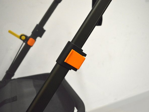 Bugaboo Cameleon 1 and 3  Handlebar Clip Replacement