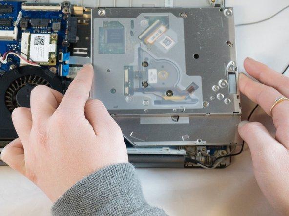 Samsung NP700Z5AH Optical Drive Replacement