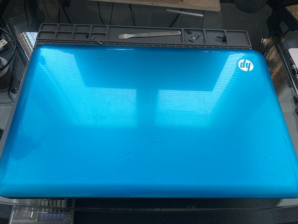 HP Pavilion G6  Screen Replacement