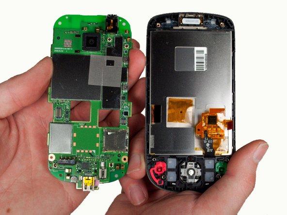 HTC Hero Motherboard Replacement