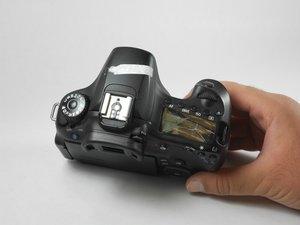 Top Digital Display Clear Plastic Cover