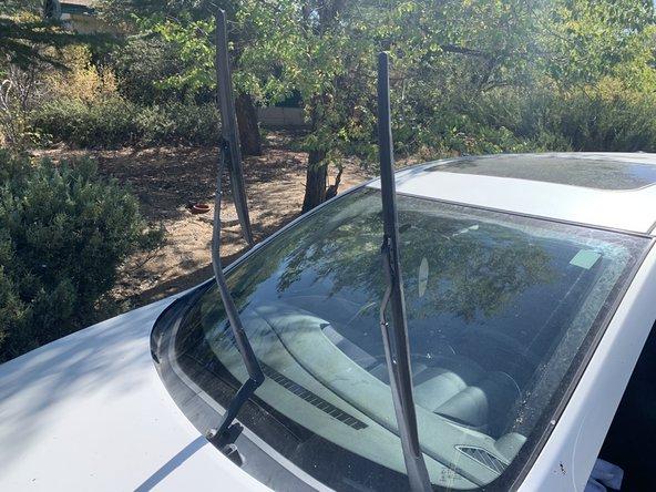 2010 Mazda 3 Windshield Wiper Replacement