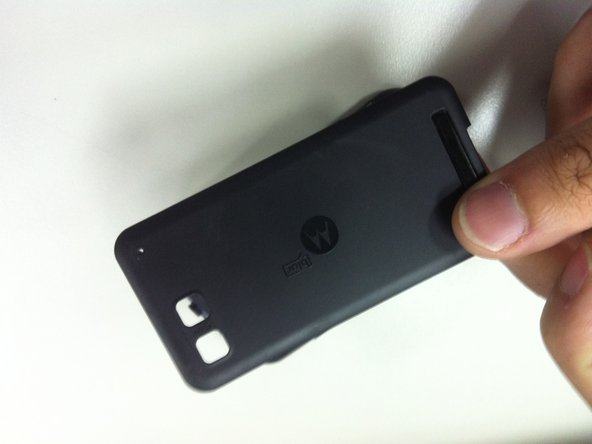 Motorola Defy Display Assembly Replacement