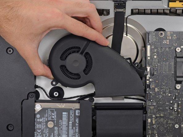"""Reemplazo del Ventilador del iMac Intel 21.5"""" Retina 4K Display (2017)"""