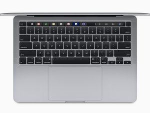 "MacBook Pro 13"" Two Thunderbolt Ports 2020"