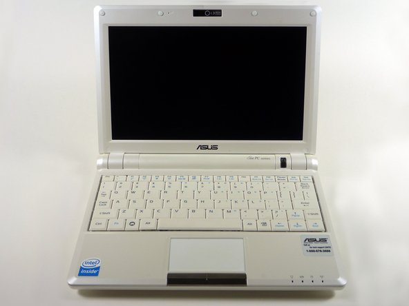 Asus Eee PC 900 LCD Display Screen Replacement