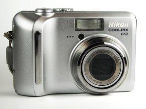 Nikon COOLPIX P2 Repair