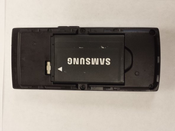Remplacement de la batterie du Samsung Spex-R210