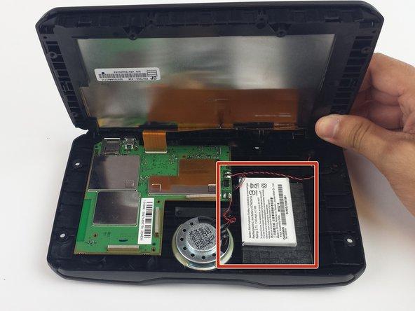 Garmin Dezl 770LMT Battery Replacement