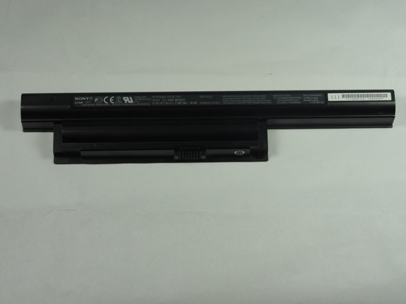 Sony VAIO VPC-EB33FM Battery Replacement