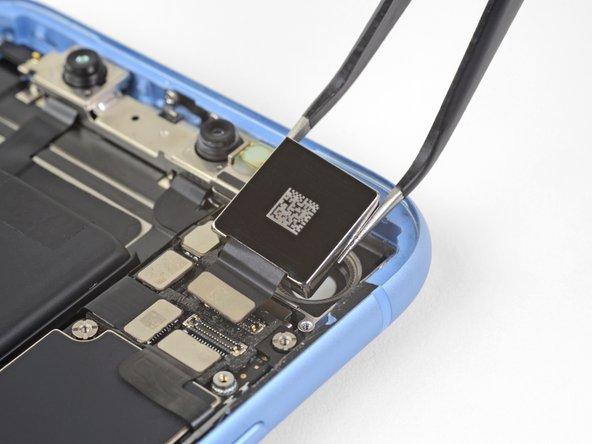 Remplacement de la caméra arrière de l'iPhone XR