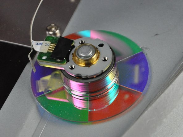 Optoma HD20 Color Wheel Replacement