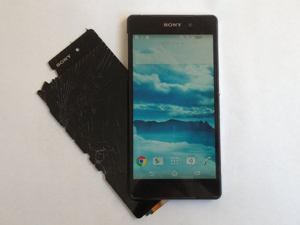 Sony Xperia Z2 Display Assembly - Touch screen & LCD Display Replacement