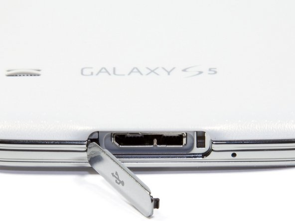 How to fix a Samsung Galaxy S5 that is not charging