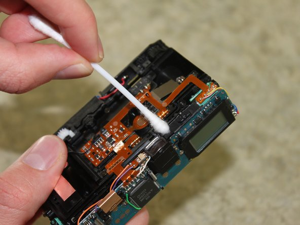 Remove any visible debris that may be blocking the CHP Mode Switch.