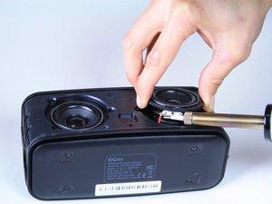 Speaker Removal