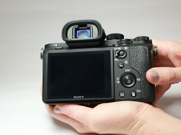 Sony Alpha a7s II LCD Replacement