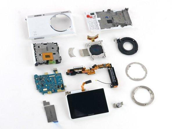 Samsung NX Mini Disassembly