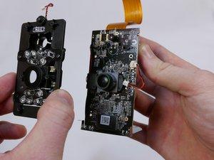 Circuit LED infrarouge