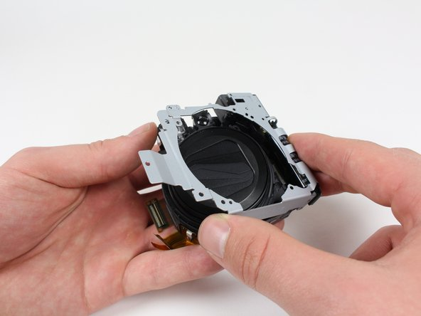 Canon PowerShot G16 Lens Replacement