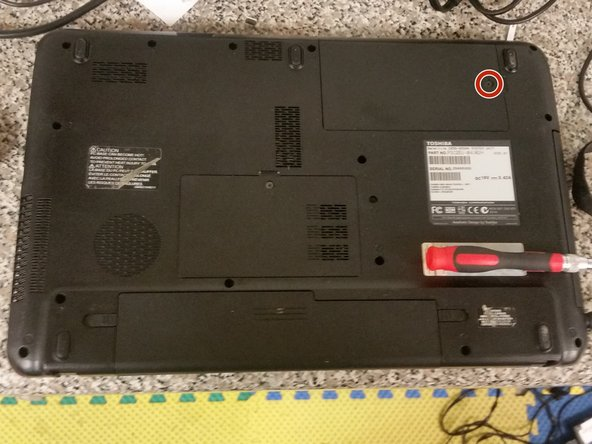 Toshiba Satellite C655D-S5200 Hard Drive Replacement