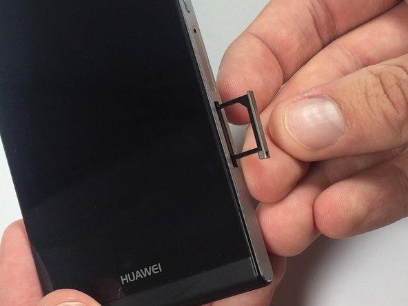 Huawei Ascend P6-U06 SIM Card Replacement