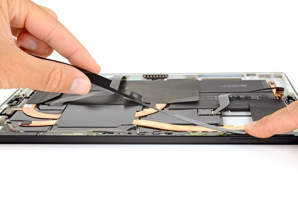 Microsoft Surface Pro 7 Screen Adhesive Replacement