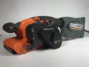 Ridgid Belt Sander R2740 Repair