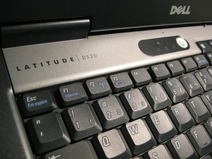 Dell Latitude D520 Repair