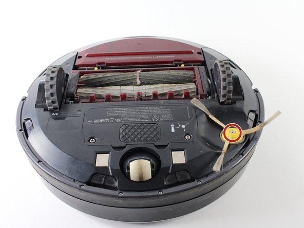 iRobot Roomba 870  Bumper Sensor Replacement