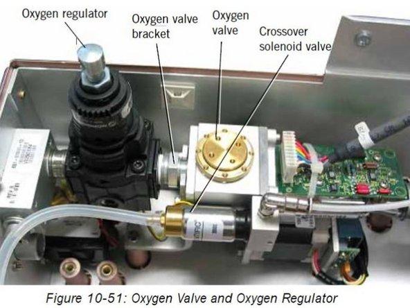 Philips Respironics V200 Esprit Oxygen Valve Replacement