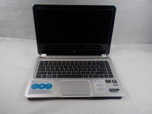 HP Envy Ultrabook 4-1015dx