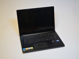 Lenovo IdeaPad S400 Touch Repair
