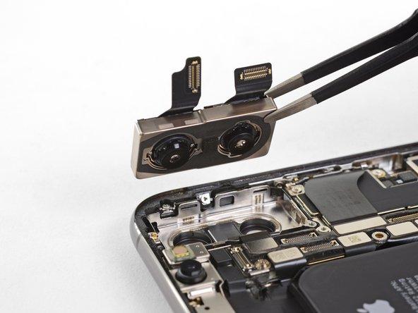 iPhone XS Rear-Facing Cameras Replacement