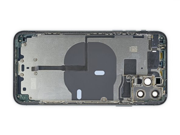 We spot what looks like three additional thermal pads lining the back case. However...