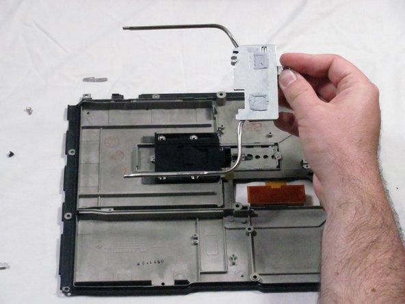Panasonic Toughbook CF-29 Heat Sink Replacement