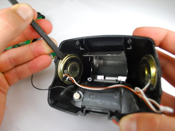 Garmin StreetPilot c320 Speakers Replacement