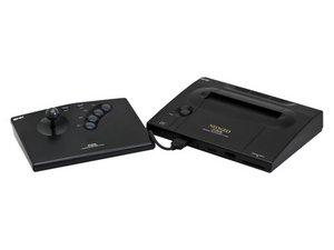 Réparation SNK Neo Geo AES