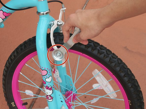 How to stop bicycle brakes from squeaking