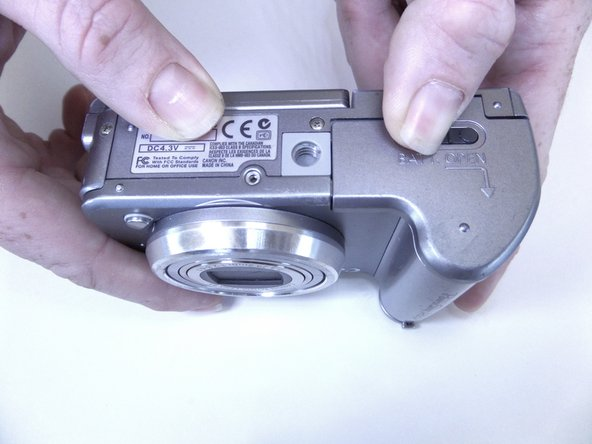 Canon PowerShot A620 Batteries Replacement