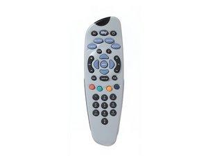 RéparationSky TV Remote