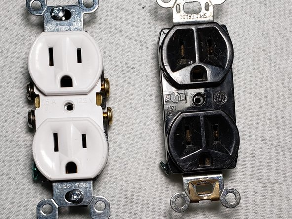 Retrieve the new outlet.