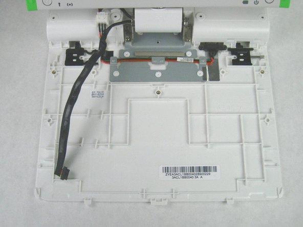 Bottom white cover