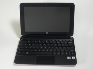 HP Mini 210 Troubleshooting
